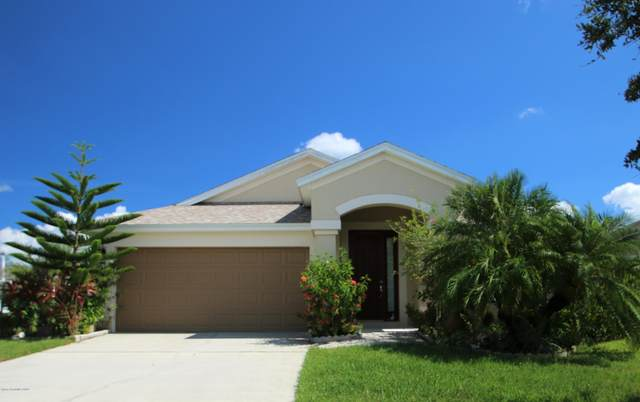 1429 Dittmer Circle SE, Palm Bay, FL 32909 (MLS #887439) :: Coldwell Banker Realty