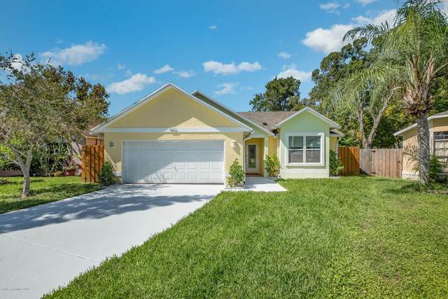1560 Clover Circle, Melbourne, FL 32935 (MLS #887459) :: Blue Marlin Real Estate