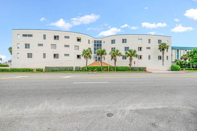 601 N Miramar Avenue #311, Indialantic, FL 32903 (MLS #887467) :: Engel & Voelkers Melbourne Central