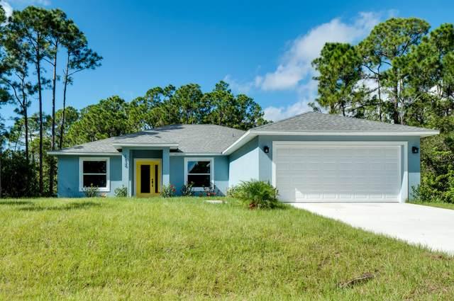 2520 Quinlin Avenue SE, Palm Bay, FL 32909 (MLS #887501) :: Premium Properties Real Estate Services