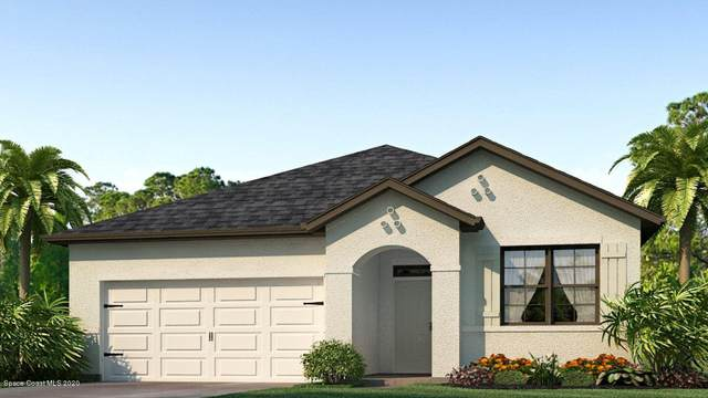 4707 Magenta Isles Drive, Melbourne, FL 32901 (MLS #887506) :: Coldwell Banker Realty