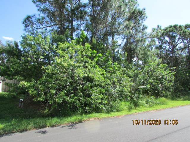 2267 Whiteside Avenue SE, Palm Bay, FL 32909 (MLS #887546) :: Blue Marlin Real Estate
