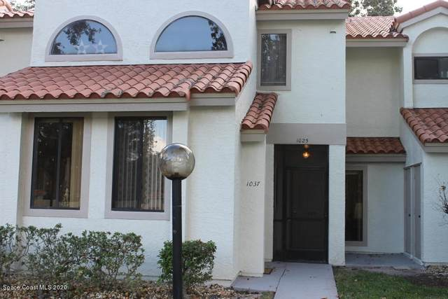1025 Country Club Drive #414, Titusville, FL 32780 (MLS #887547) :: Blue Marlin Real Estate