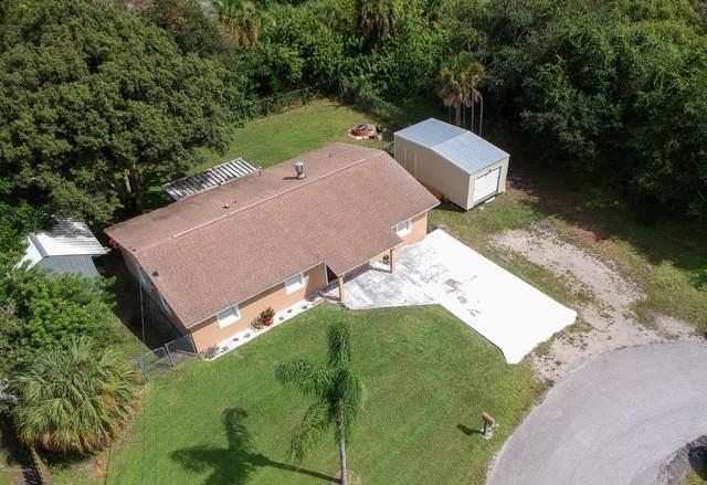 5950 Edison Street, Cocoa, FL 32927 (MLS #887548) :: Blue Marlin Real Estate