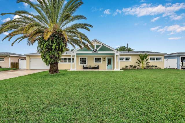 445 Watts Way, Cocoa Beach, FL 32931 (MLS #887625) :: Coldwell Banker Realty