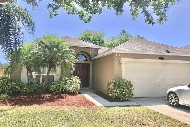 2023 Raleigh Drive, Titusville, FL 32780 (MLS #887660) :: Coldwell Banker Realty
