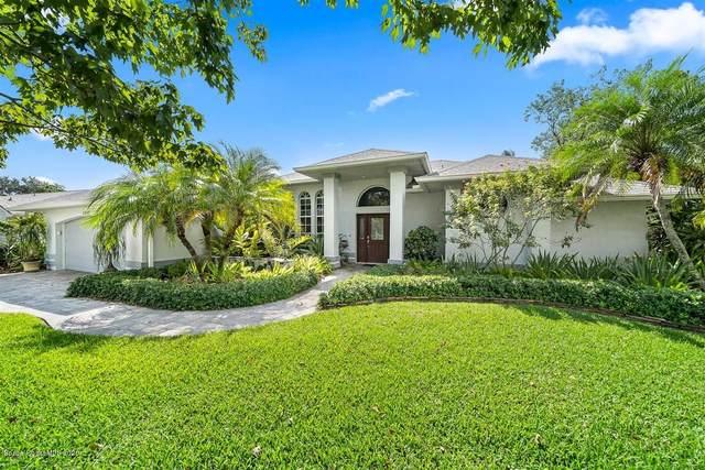 1338 Silver Lake Drive, Melbourne, FL 32940 (MLS #887670) :: Blue Marlin Real Estate