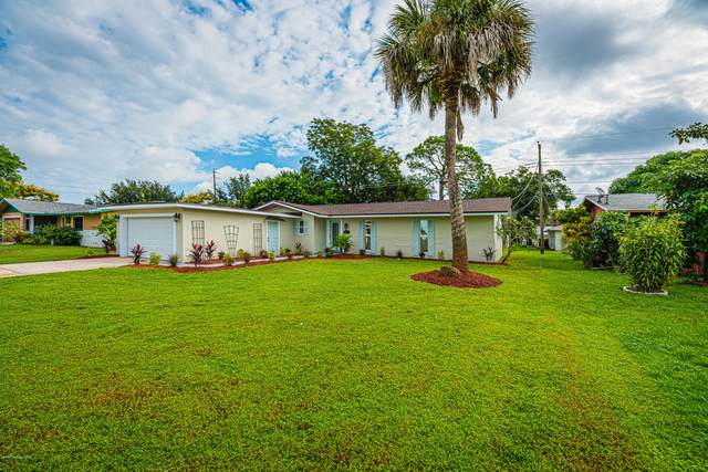 1031 Porpoise Drive, Rockledge, FL 32955 (MLS #887673) :: Blue Marlin Real Estate