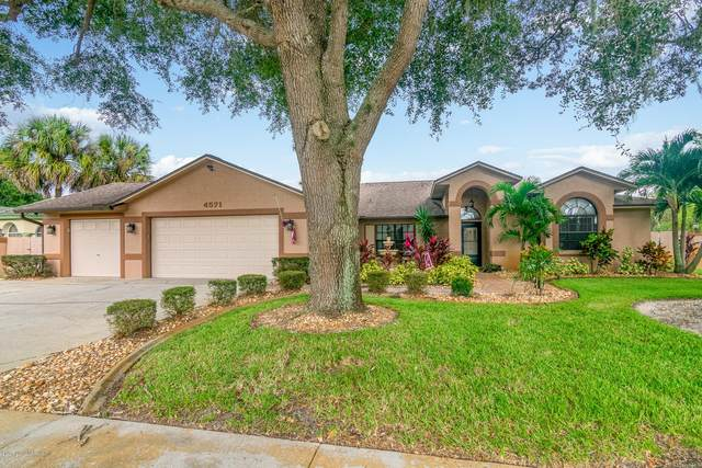 4571 Helena Drive, Titusville, FL 32780 (MLS #887676) :: Premium Properties Real Estate Services