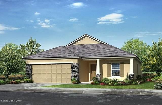 3408 Whimsical Circle, Rockledge, FL 32955 (MLS #887682) :: Blue Marlin Real Estate