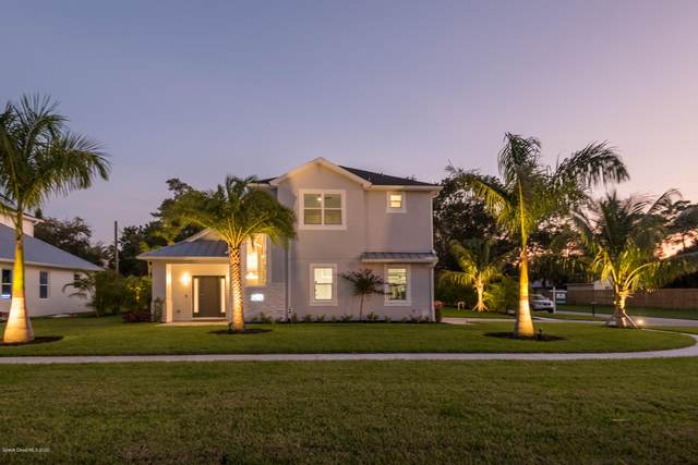 2093 Greenway Drive, Melbourne, FL 32901 (MLS #887684) :: Premium Properties Real Estate Services