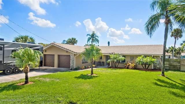 128 Bahama Boulevard, Cocoa Beach, FL 32931 (MLS #887688) :: Premium Properties Real Estate Services