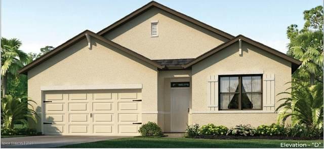 658 Coyote Drive, Cocoa, FL 32927 (MLS #887690) :: Blue Marlin Real Estate