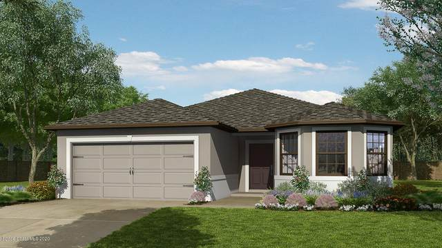 628 Coyote Drive, Cocoa, FL 32927 (MLS #887700) :: Premium Properties Real Estate Services