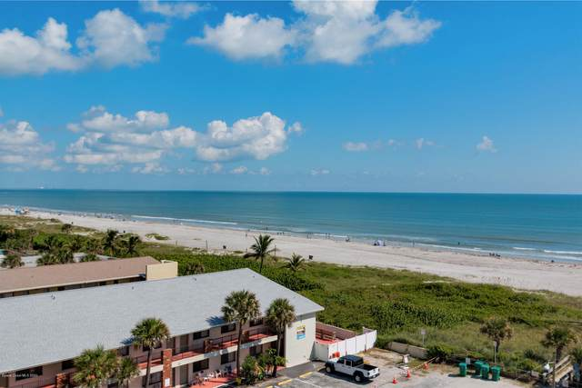 1050 N Atlantic Avenue #703, Cocoa Beach, FL 32931 (MLS #887708) :: Coldwell Banker Realty