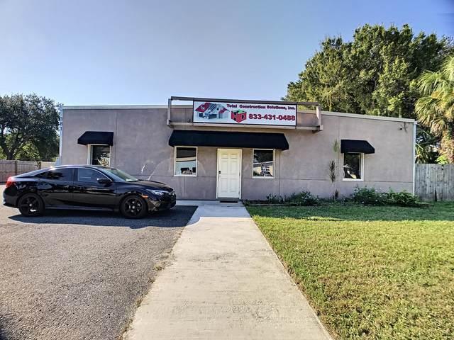 381 Hibiscus Avenue, Merritt Island, FL 32953 (MLS #887716) :: Premium Properties Real Estate Services