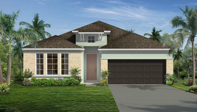 4308 Trovita Circle, West Melbourne, FL 32904 (MLS #887730) :: Blue Marlin Real Estate