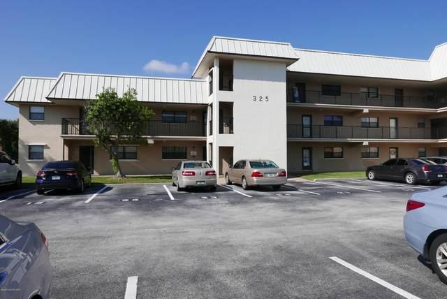 325 Tangle Run Boulevard #1112, Melbourne, FL 32940 (MLS #887733) :: Premium Properties Real Estate Services