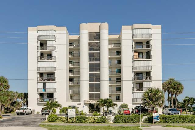 1835 S Atlantic Avenue #404, Cocoa Beach, FL 32931 (MLS #887734) :: Coldwell Banker Realty