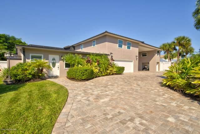 260 Richards Road, Melbourne Beach, FL 32951 (MLS #887737) :: Premium Properties Real Estate Services