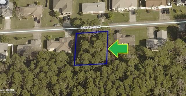 1574 Lombard Street NW, Palm Bay, FL 32907 (MLS #887747) :: Blue Marlin Real Estate
