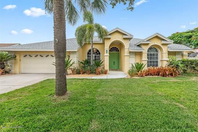 115 Tradewinds Terrace, Indialantic, FL 32903 (MLS #887750) :: Blue Marlin Real Estate