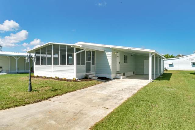 920 Frangi Pani Drive, Barefoot Bay, FL 32976 (MLS #887757) :: Premium Properties Real Estate Services