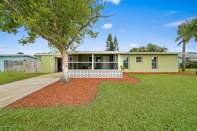 108 Atlantic Boulevard, Indian Harbour Beach, FL 32937 (MLS #887758) :: Blue Marlin Real Estate