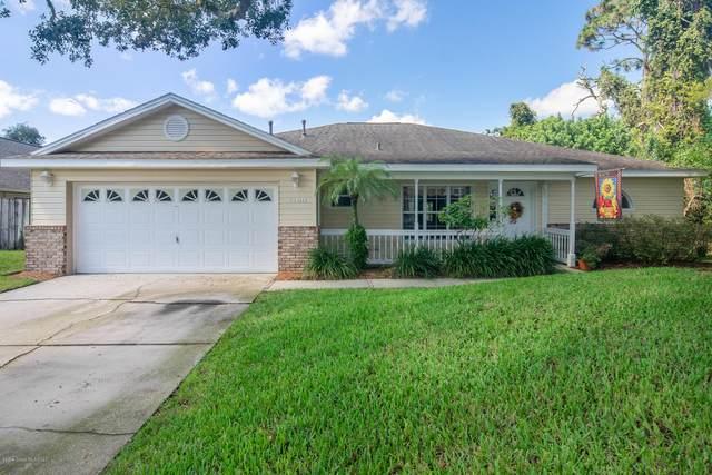 3190 Treetop Drive, Titusville, FL 32780 (MLS #887766) :: Blue Marlin Real Estate
