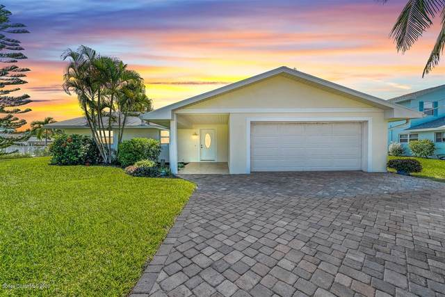 373 Hiawatha Way, Melbourne Beach, FL 32951 (MLS #887771) :: Blue Marlin Real Estate