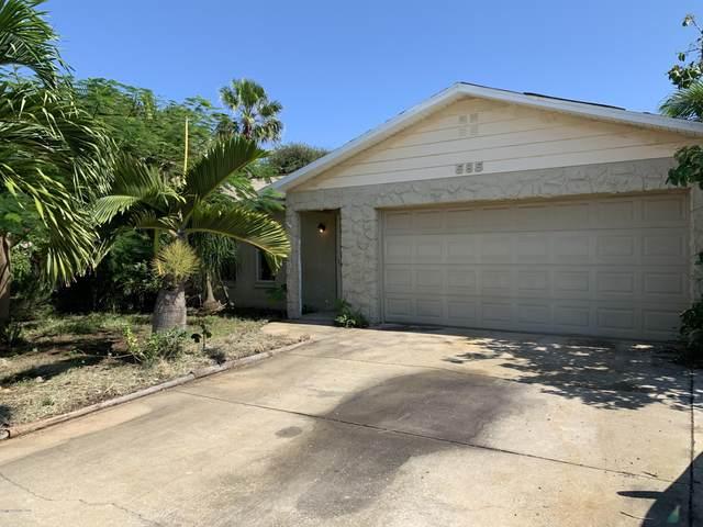 585 Coconut Street, Satellite Beach, FL 32937 (MLS #887779) :: Blue Marlin Real Estate