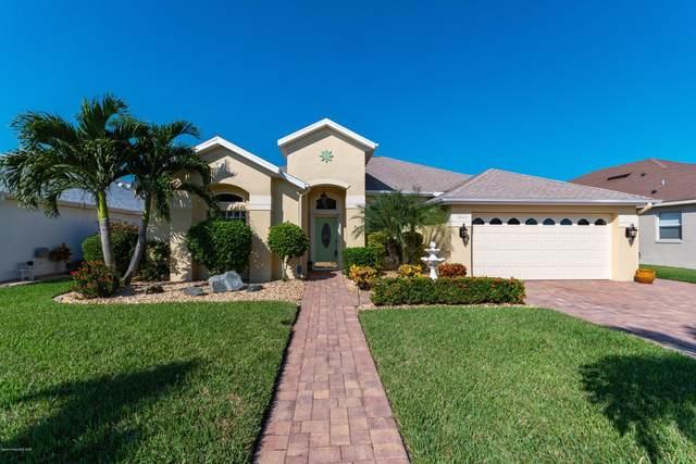 1643 Sun Gazer Drive, Rockledge, FL 32955 (MLS #887810) :: Blue Marlin Real Estate