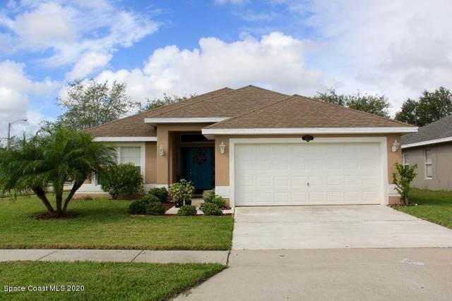 4621 Decatur Circle, Melbourne, FL 32934 (MLS #887820) :: Blue Marlin Real Estate