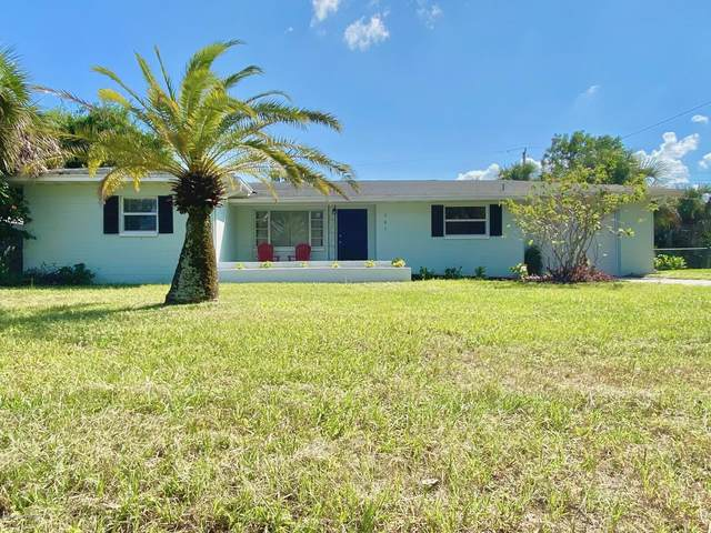201 Sharon Drive, Melbourne, FL 32935 (MLS #887854) :: Premium Properties Real Estate Services