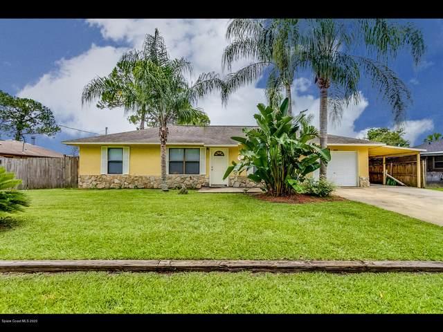 4945 Bridge Road, Cocoa, FL 32927 (MLS #887855) :: Blue Marlin Real Estate