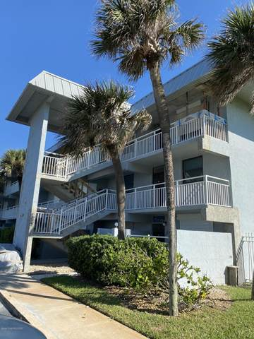 2101 S Atlantic Avenue #303, Cocoa Beach, FL 32931 (MLS #887876) :: Coldwell Banker Realty
