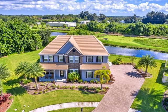 608 Mandalay Grove Court, Merritt Island, FL 32953 (MLS #887886) :: Blue Marlin Real Estate