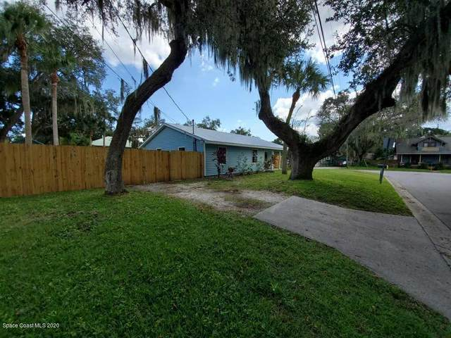 255 S Dixie Avenue S, Titusville, FL 32796 (MLS #887891) :: Premium Properties Real Estate Services