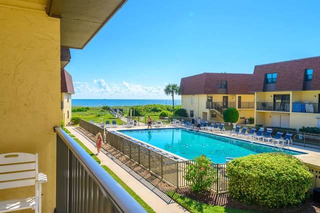 5200 Ocean Beach Boulevard #224, Cocoa Beach, FL 32931 (MLS #887912) :: Coldwell Banker Realty