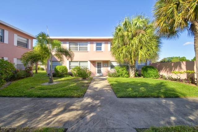 415 Madison Avenue I201, Cape Canaveral, FL 32920 (MLS #887913) :: Premium Properties Real Estate Services