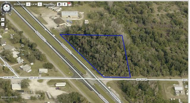 0000 N Us 1 & Jay Jay Road, Titusville, FL 32796 (MLS #887919) :: Premium Properties Real Estate Services
