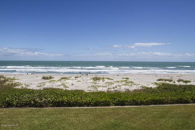 3221 S Atlantic Avenue #303, Cocoa Beach, FL 32931 (MLS #887923) :: Premium Properties Real Estate Services