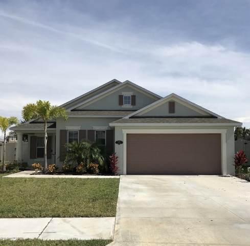 775 Boughton Way, West Melbourne, FL 32904 (MLS #887932) :: Blue Marlin Real Estate