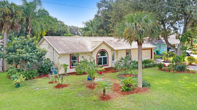 6087 Balsam Street, Cocoa, FL 32927 (MLS #887936) :: Blue Marlin Real Estate