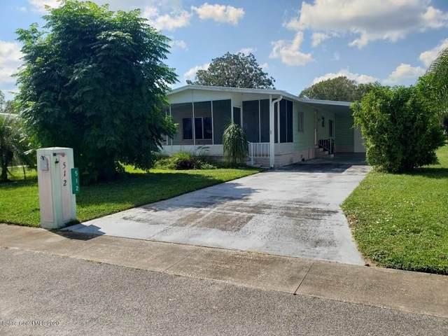 512 Jean Circle, West Melbourne, FL 32904 (MLS #887942) :: Premium Properties Real Estate Services