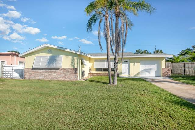 118 Terry Street, Indian Harbour Beach, FL 32937 (MLS #887944) :: Blue Marlin Real Estate