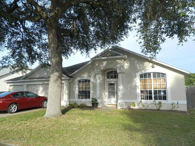 639 Heather Stone Drive, Merritt Island, FL 32953 (MLS #887970) :: Coldwell Banker Realty