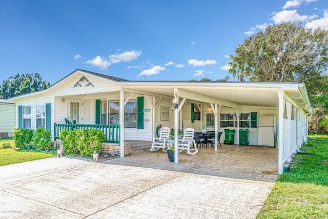 7470 Blackhawk Road, Micco, FL 32976 (MLS #887971) :: Coldwell Banker Realty