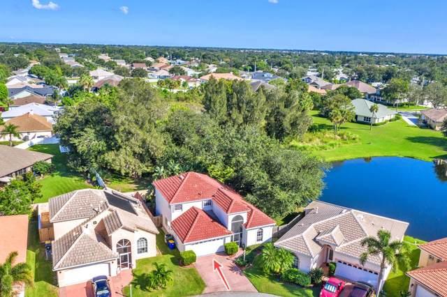 1332 Gem Circle #17, Rockledge, FL 32955 (MLS #887972) :: Blue Marlin Real Estate