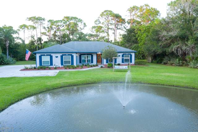 4520 Mustang Road, Melbourne, FL 32934 (MLS #887975) :: Coldwell Banker Realty